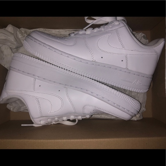 Nike Shoes Women Air Force 1 Size 7 White Poshmark